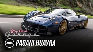 getlinkyoutube.com-2014 Pagani Huayra - Jay Leno's Garage