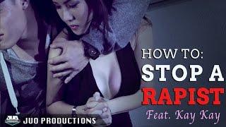 getlinkyoutube.com-How to Stop a Rapist? Ft. Yan Kay Kay