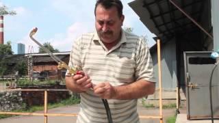 getlinkyoutube.com-Газовый резак -пошаговая инструкция для работы с газовым инжекторным резаком