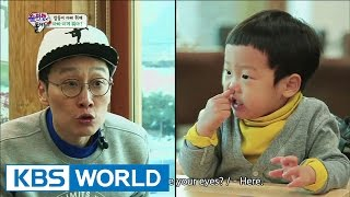 getlinkyoutube.com-The Return of Superman | 슈퍼맨이 돌아왔다 - Ep.60 (2015.02.01)