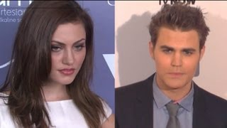 Paul Wesley Dating Phoebe Tonkin After Torrey DeVito Divorce!