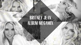 getlinkyoutube.com-Britney Spears: Britney Jean Album Megamix