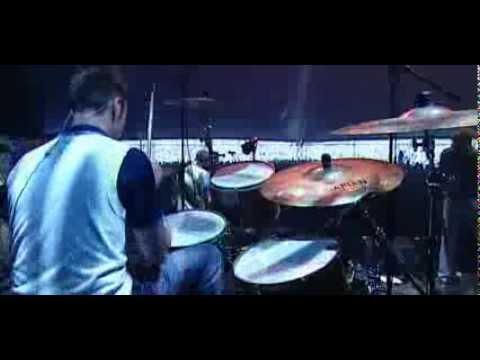 Dirk Loots / Walnut drums : Monza-Panamarenko & ROCK WERCHTER