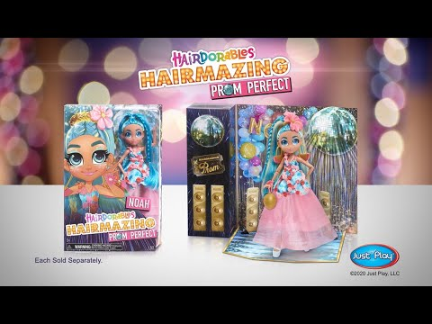 Hairdorables Hairmazing Fashion Doll - Assorted*