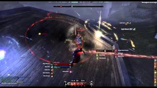 getlinkyoutube.com-Elder Scrolls Online - Nightblade Heavy Armor PvP - 1vX