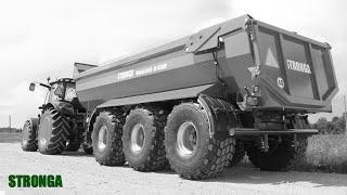 Stronga DumpLoada DL1400HP | Maximum productivity for mining, quarry and aggregate applications