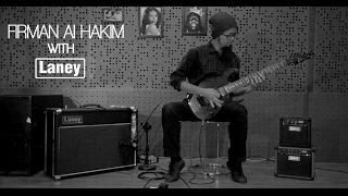getlinkyoutube.com-Firman Al Hakim with LANEY Amplifier (Solo gitar)