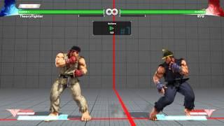 getlinkyoutube.com-SFV Tutorial - Ryu's Parry Analysis and Frame Data