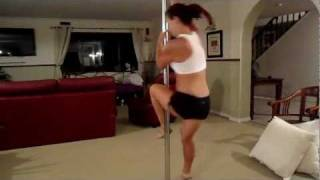 getlinkyoutube.com-Pole Dancing for Beginners