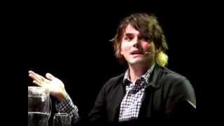 getlinkyoutube.com-Gerard Talking about MCR!