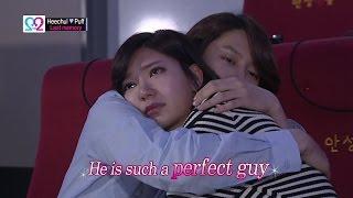 getlinkyoutube.com-Global We Got Married S2 EP15 Compact#1 (Super Junior Heechul & Puff) 140713 (슈퍼주니어 김희철 & 곽설부)