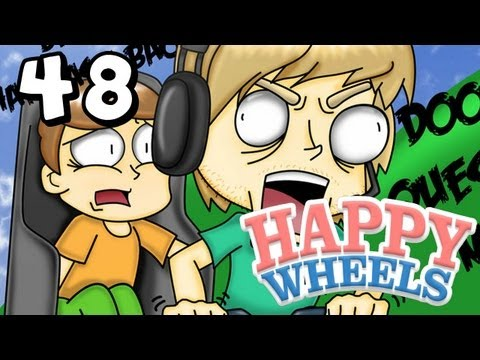 BEST. MAP. EVER!!! - Happy Wheels - Part 48