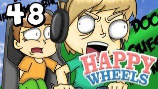 getlinkyoutube.com-BEST. MAP. EVER!!! - Happy Wheels - Part 48