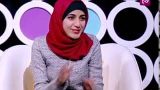getlinkyoutube.com-نور العجلوني وهبة العلي - مبادرة مشروع مطر - مبادرات