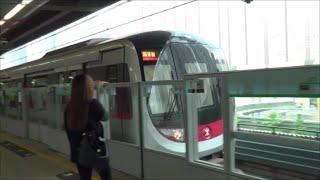 getlinkyoutube.com-MTR Hong Kong: Kwun Tong Line Observations 13/12/2013