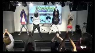 getlinkyoutube.com-Blessing踊ってみたレッスン in ニコニコ本社