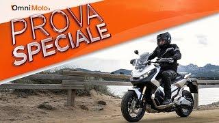 getlinkyoutube.com-Honda X-ADV | Il SUV a due ruote