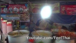 อิทธิพลอาหารไทยในมาเลเซีย Thai food in Malaysia