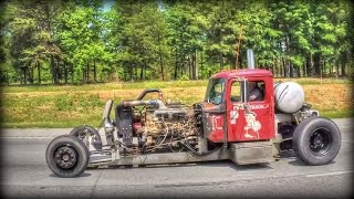 "getlinkyoutube.com-Wharf Rat Rod ""White Knuckle"" - Rolling CB Interview™"