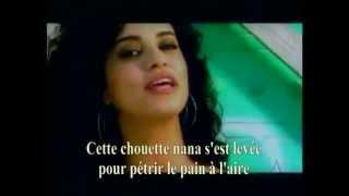 getlinkyoutube.com-Cette chouette nana -Dania  الحلوة دي - دانيا