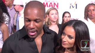 Tank and Zena Foster on the movie he would make