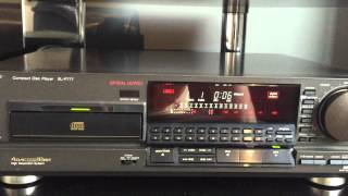 getlinkyoutube.com-Pioneer PD-7700 and Technics SL-P777