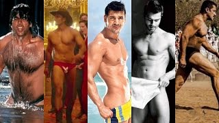 getlinkyoutube.com-Bollywood heroes who dared to bare their briefs on screen