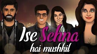 Ae Dil Hai Mushkil Spoof    Shudh Desi Endings