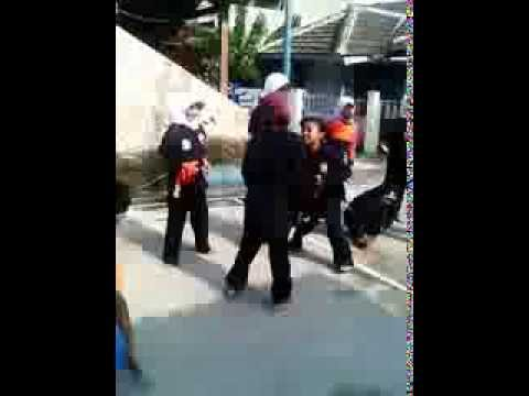 Beladiri Silat Praktis For kids