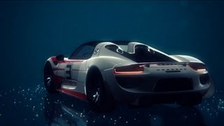 getlinkyoutube.com-Need for Speed: Most Wanted (2012) Terminal Velocity DLC: Porsche 918 Spyder Most Wanted Event