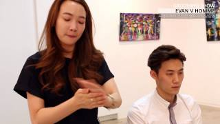 getlinkyoutube.com-남자들의 워너비 포마드머리 간단한 셀프 스타일링법