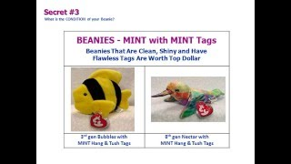 getlinkyoutube.com-3 Secrets Revealed in Determining What Your Beanie Baby is Worth