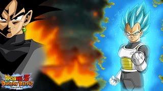 getlinkyoutube.com-Epic Race Fail! WARRIOR'S PRIDE! Super Saiyan Blue Vegeta Face-Off! | Dragon Ball Z Dokkan Battle