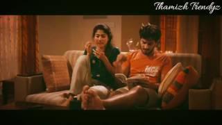 Kali malayalam movie nice scene Dq and sai ♡