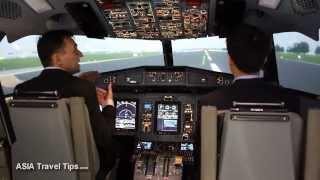 getlinkyoutube.com-ATR 72-600 Flight Simulator Singapore Airshow 2014 - HD