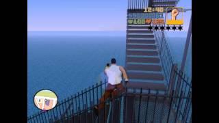 GTA 3 - Donald Love Stairs Mod