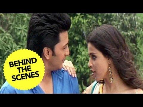 Ritesh Deshmukh & Genelia D'Souza: Tere Naal Love Ho Gaya (BTS)