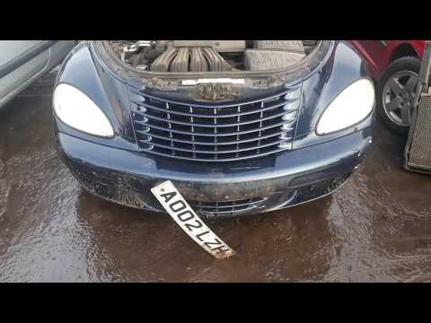 Контрактный двигатель Chrysler (Крайслер) 2 ECC   Где купить?   Тест мотора