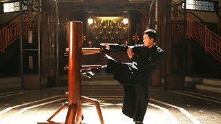 Learn The Ip Man Wooden Dummy Wing Chun Form