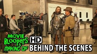 getlinkyoutube.com-Night at the Museum: Secret of the Tomb (2014) Making of & Behind the Scenes (Part1/3)