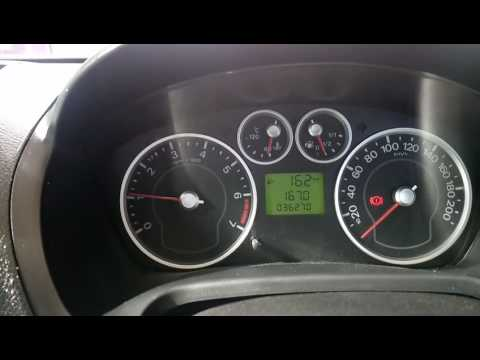 Ford Fiesta OLD India | Speedometer Tachometer needle | After Repair