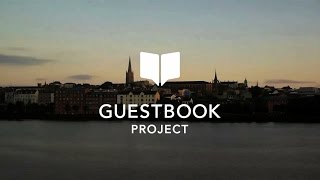 Introducing The Guestbook Project