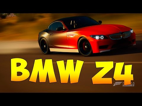 "Forza Horizon 3 - ""BMW Z4""//ФУЛЛ ТЮНИНГ"