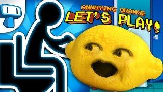 getlinkyoutube.com-Grandpa Lemon Let's Play TOILET TIME