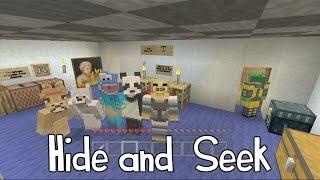 getlinkyoutube.com-Minecraft Xbox - Hide and Seek - Stampy's Lovely House