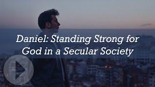 getlinkyoutube.com-Daniel: Standing Strong for God in a Secular Society - John Lennox