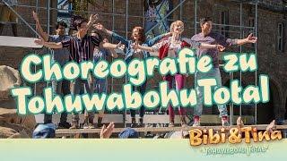 getlinkyoutube.com-BIBI & TINA 4 - Tohuwabohu Total - CHOREOGRAFIE von Tohuwabohu