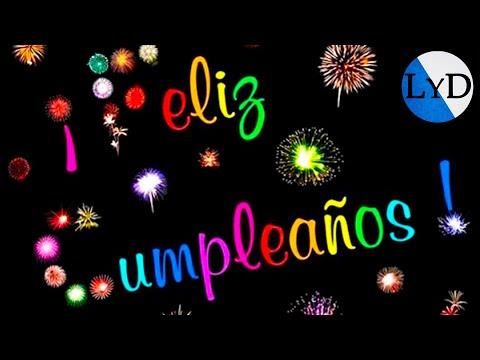 ¡ FELIZ CUMPLEAÑOS ! - Felicitación de Cumpleaños Original para dedicar  (Canción de Cumpleaños)