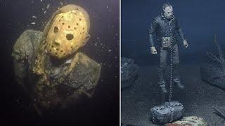 getlinkyoutube.com-أغرب 10 أشياء وجدت فى البحر !