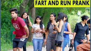 Fart And Run Prank   TroubleSeekerTeam   Pranks In India